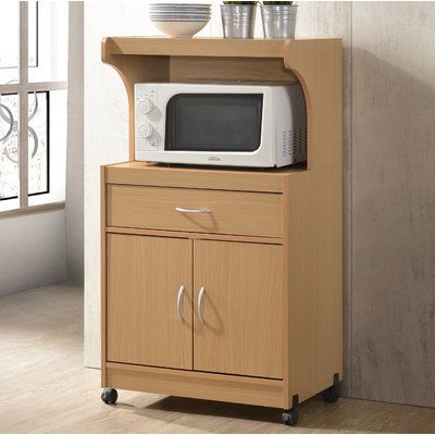 """Hillview Kitchen Pantry With Regard To Most Recently Released Ebern Designs Hillview 45"""" Kitchen Pantry Base Finish (View 10 of 20)"""