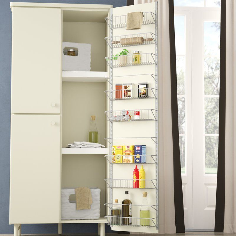 Home Inside Kitchen Pantry By Rebrilliant (View 8 of 20)