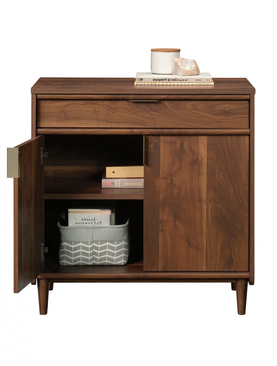 Home Office Storage – Clifton Place Walnut Sideboard 5421115 Inside Clifton Sideboards (View 5 of 20)