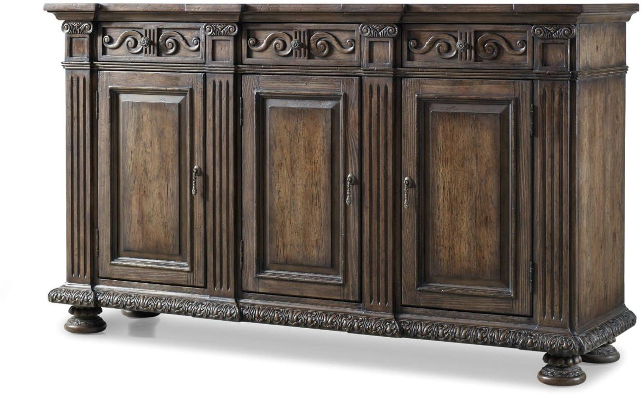 Hooker Furniture 5070 85001 In 2019 | Products | Sideboard For Dormer Sideboards (View 14 of 20)