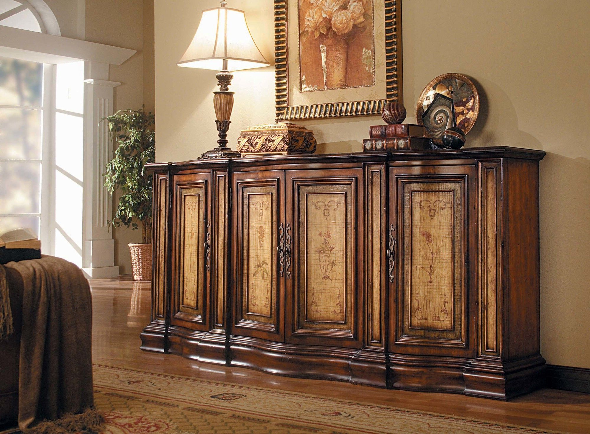 Hooker Furniture Seven Seas Credenza | Furniture | Hooker With Seven Seas Asian Sideboards (View 14 of 20)