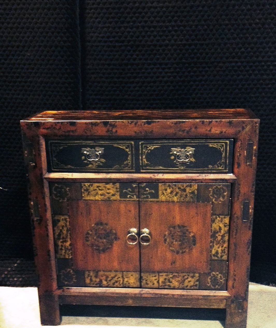 Hooker Seven Seas Asian 2 Door Drawer Hall Chest Item Within Seven Seas Asian Sideboards (View 13 of 20)