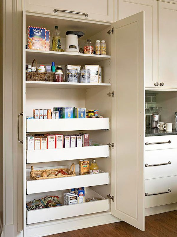 How To Design The Perfect Kitchen Pantry With Regard To Current Kitchen Pantry (View 3 of 20)