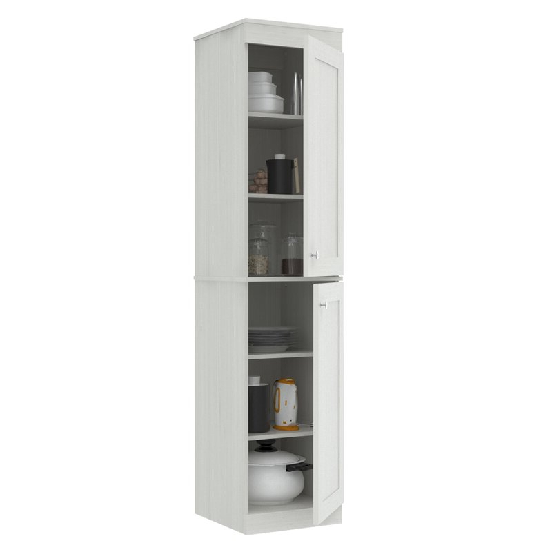 """Hythe 3 Piece Buffet 71"""" Kitchen Pantry Inside Most Recent Amaia 3 Piece Kitchen Pantry (View 11 of 20)"""