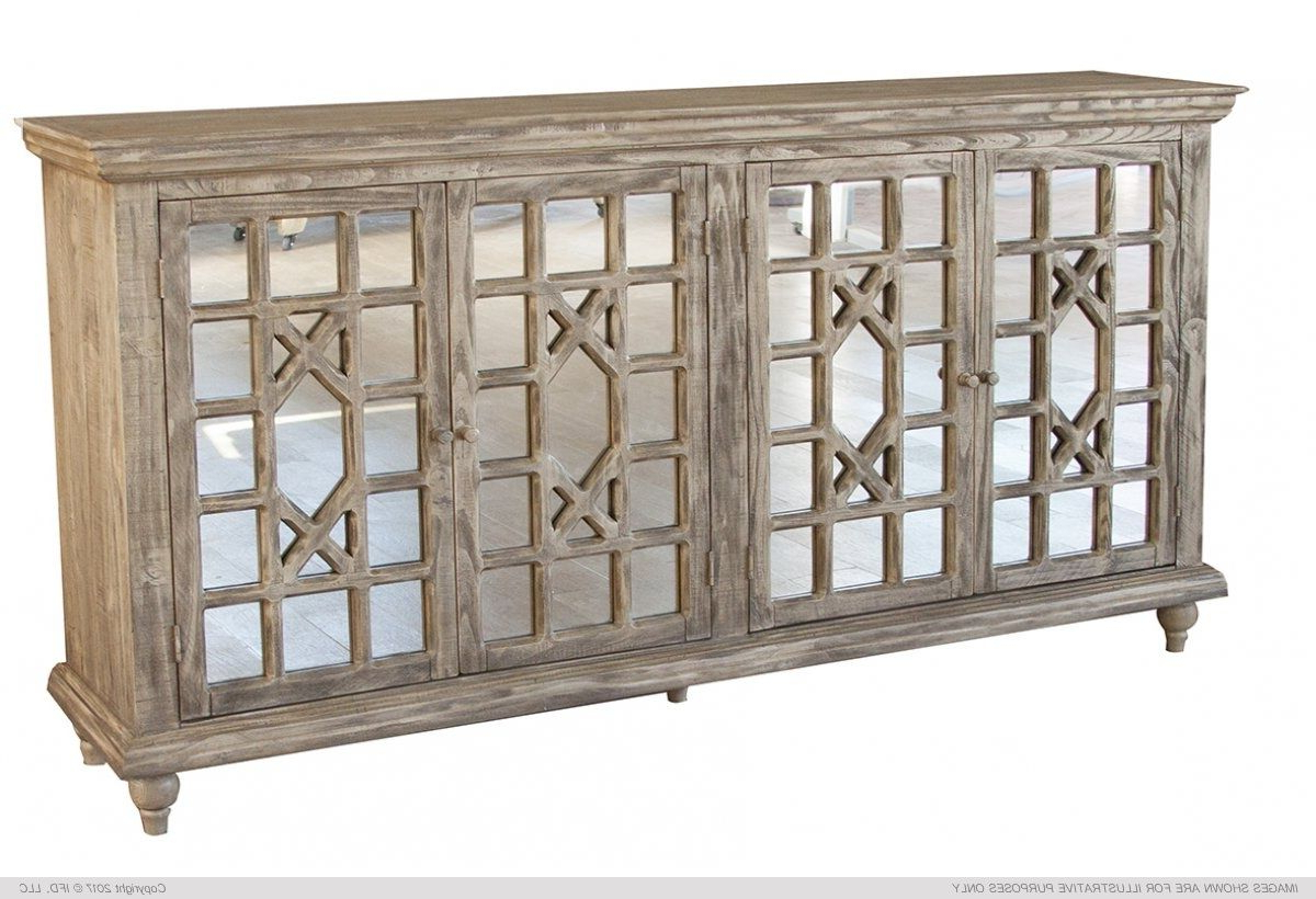 Ifd50console | Ifd | Mirrored Sideboard, Furniture Direct Intended For Senda Credenzas (View 10 of 20)