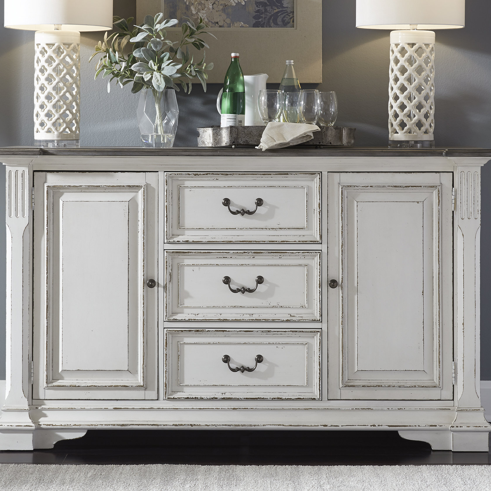 Jersey Sideboard Regarding Cambrai Sideboards (Gallery 9 of 20)