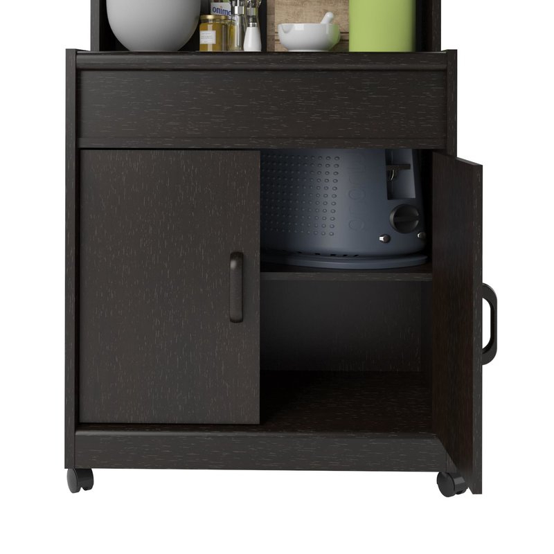 """Kidd 42"""" Kitchen Pantry For Trendy Kidd Kitchen Pantry (View 4 of 20)"""