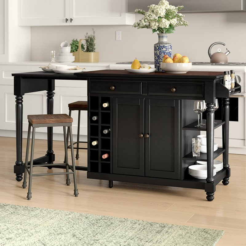 Kidd Kitchen Island For 2020 Kidd Kitchen Pantry (Gallery 17 of 20)