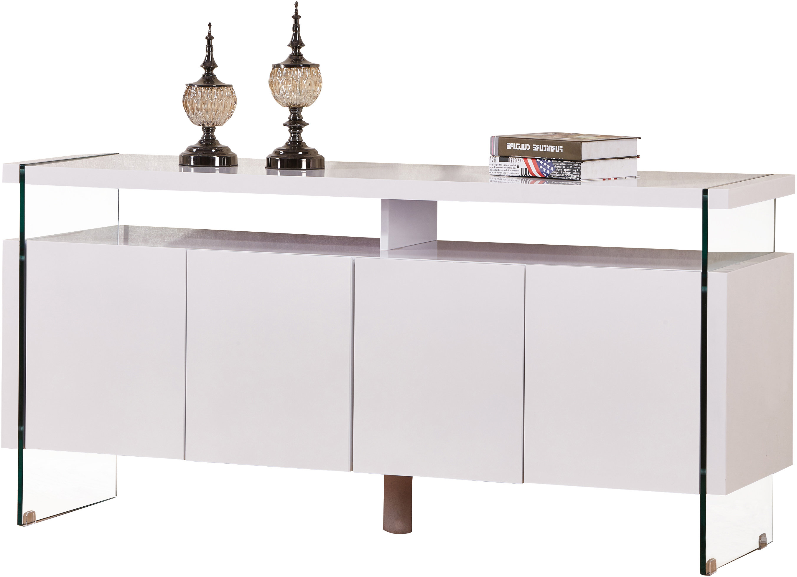 Featured Photo of Kieth 4 Door Credenzas
