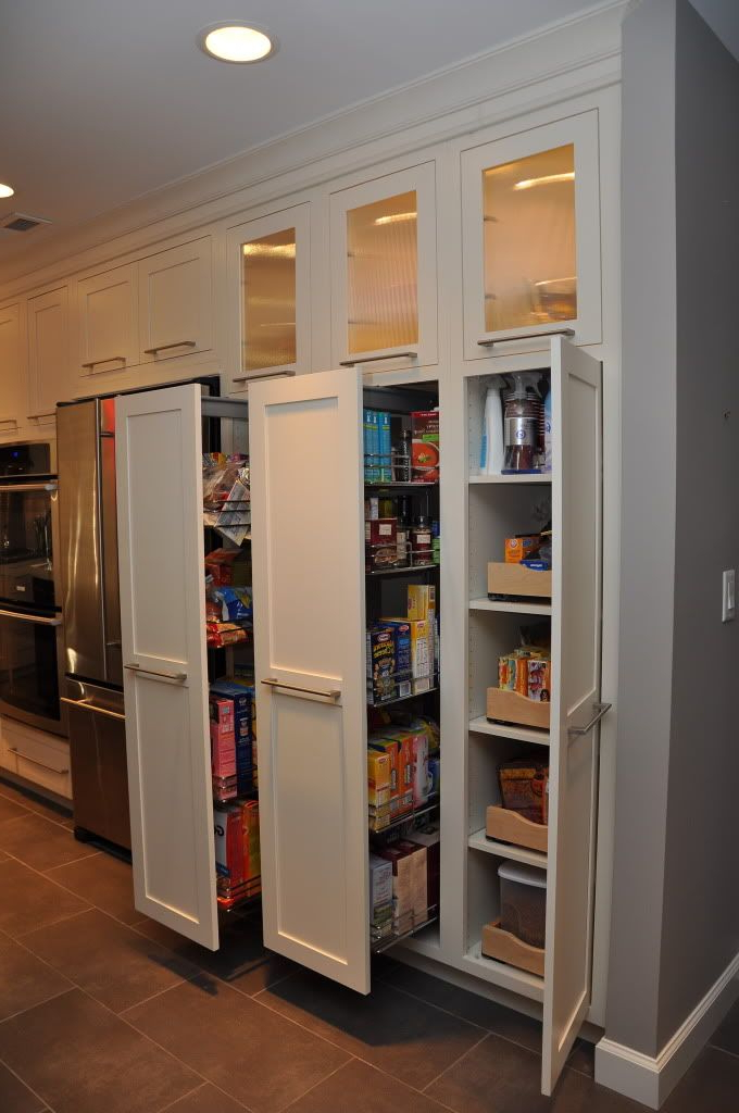 Kitchen Pantry Design (View 15 of 20)