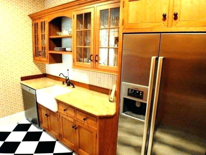 Kitchen Pantry Dimensions – Hvstore.co Within Newest Kitchen Pantry By Ore Furniture (Gallery 14 of 20)