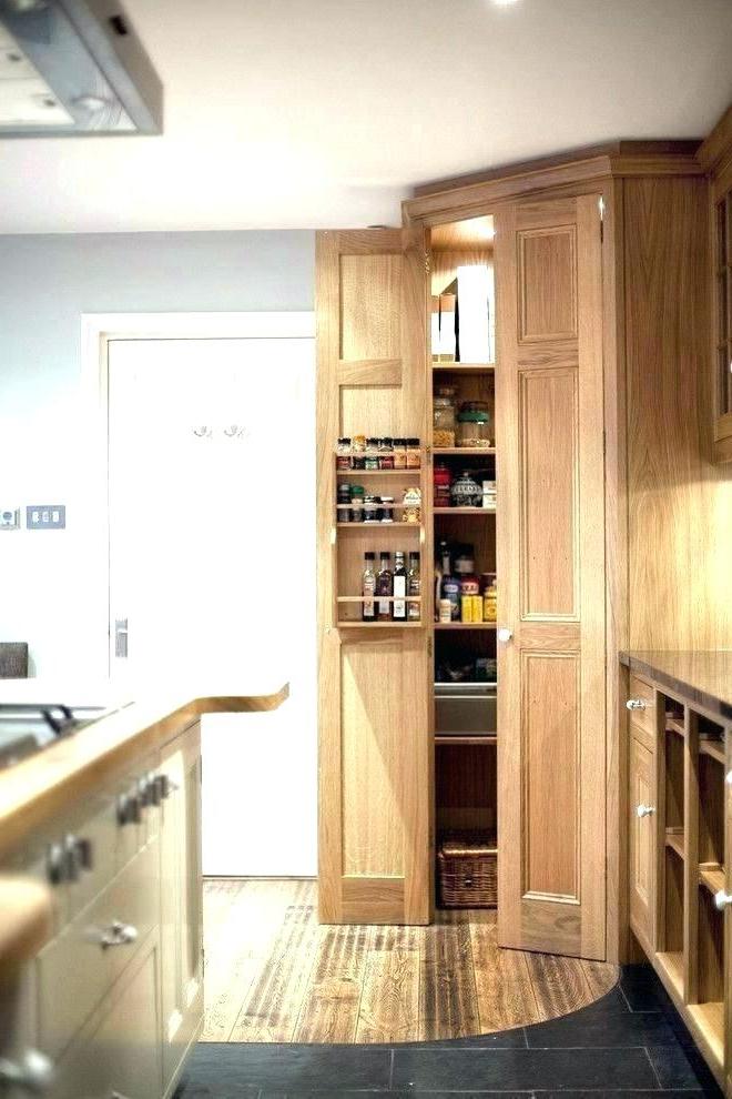Kitchen Pantry Furniture – Kenyadirenzo.co With Preferred Garretson Kitchen Pantry (Gallery 5 of 20)