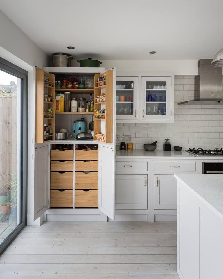 Kitchens Regarding Well Known Olivas Kitchen Pantry (View 6 of 20)