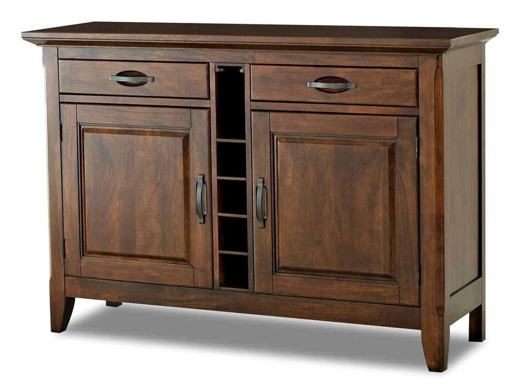 Klaussner International Dining Room Server 845 894 Side In Saint Gratien Sideboards (Gallery 12 of 20)