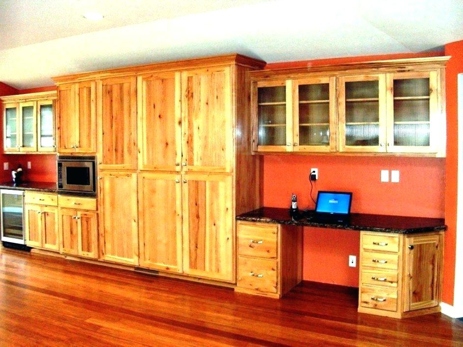 Kory Kitchen Pantry For Most Recently Released Hickory Kitchen Cabinets Wholesale – Awesomeinterior.co (Gallery 13 of 20)