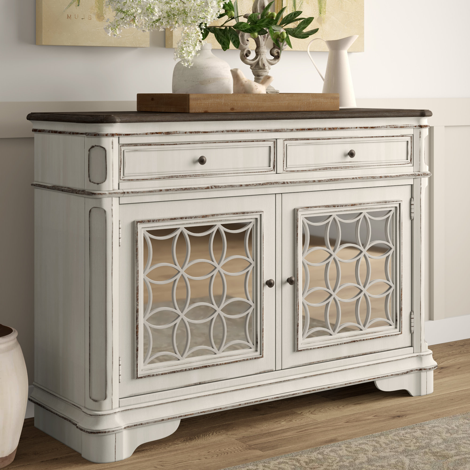 Lark Manor Tiphaine Sideboard With Regard To Tiphaine Sideboards (View 6 of 20)