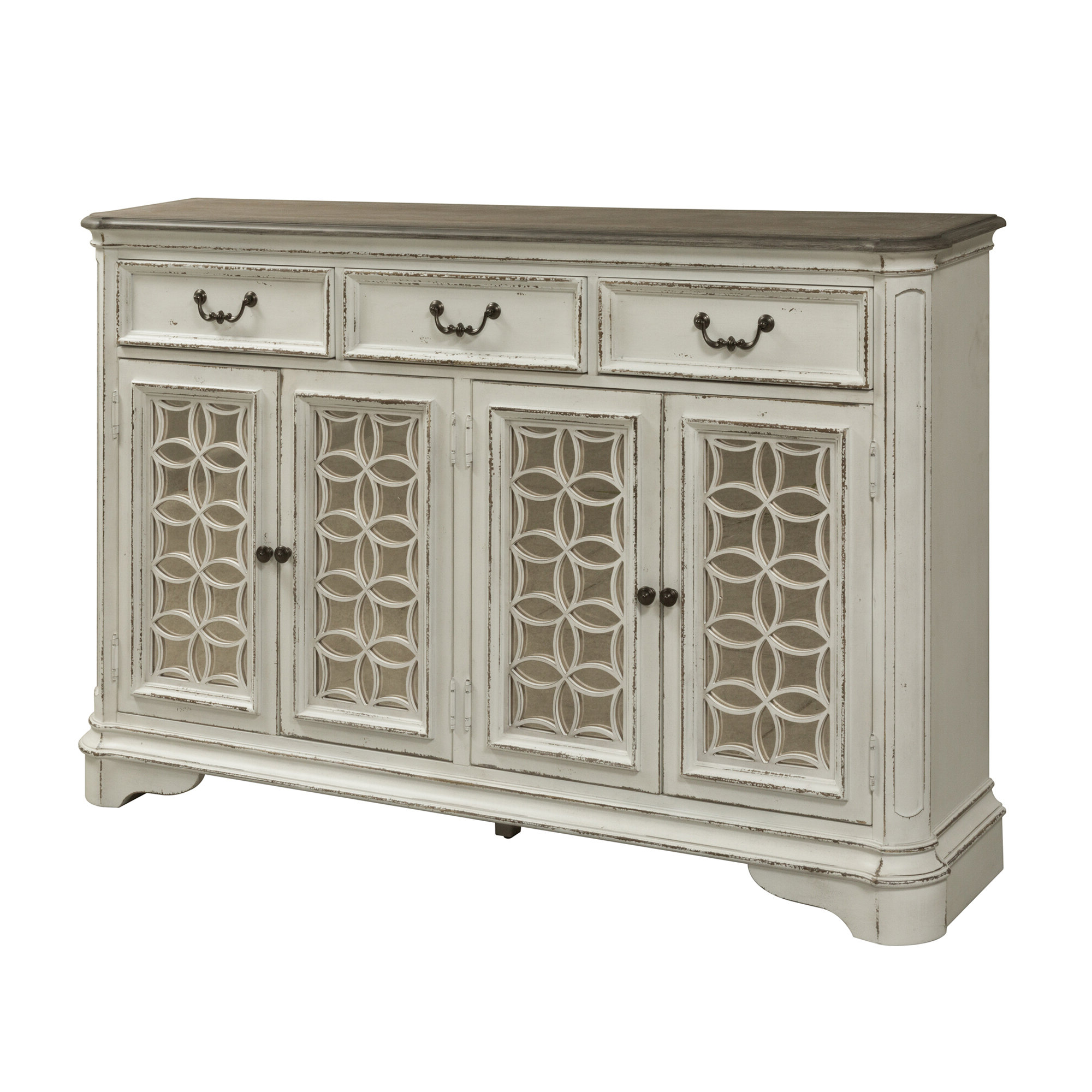 Lark Manor Tiphaine Sideboard With Tott And Eling Sideboards (View 15 of 20)
