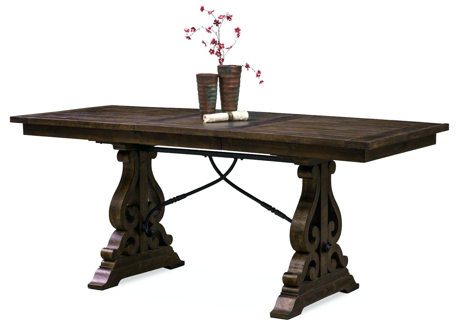 Latest Bellamy Traditional Weathered Peppercorn Storage Coffee Tables In Counter Height Desk – Ddlbox (View 11 of 20)