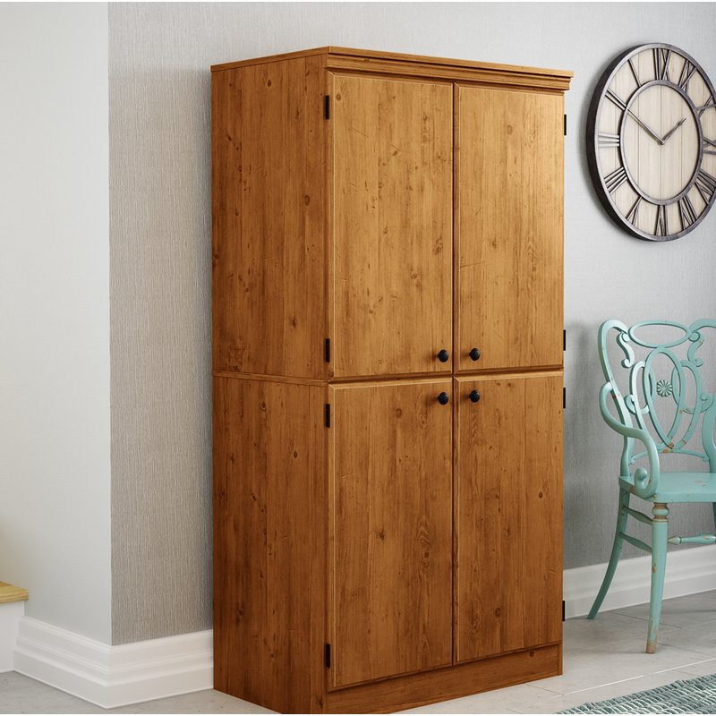 Latest Caines 4 Door Storage Cabinet With Tiberius Door Storage Cabinet (View 6 of 20)