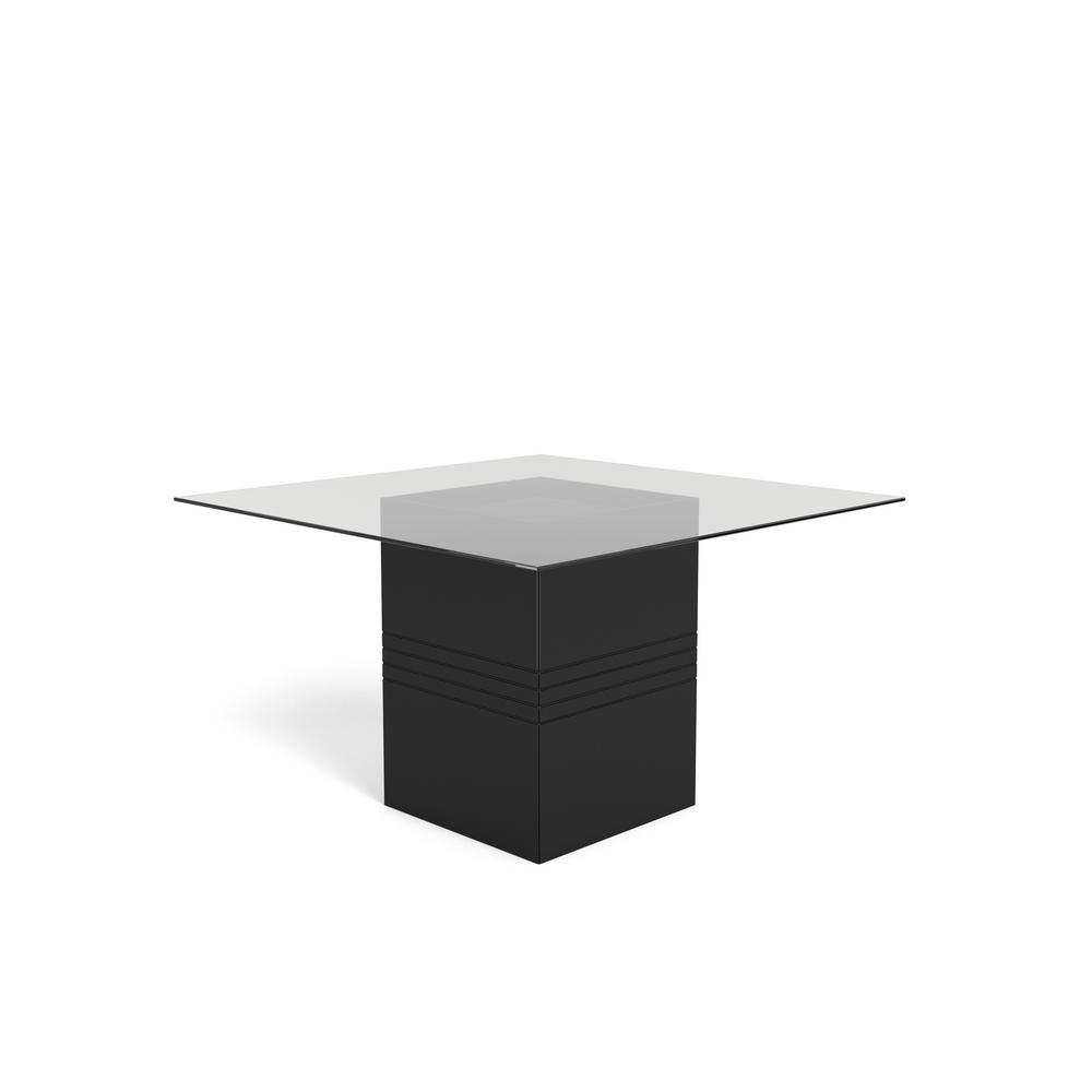 Latest Glossy White Hollow Core Tempered Glass Cocktail Tables In Perry 1.8 – 55.12 In (View 13 of 20)