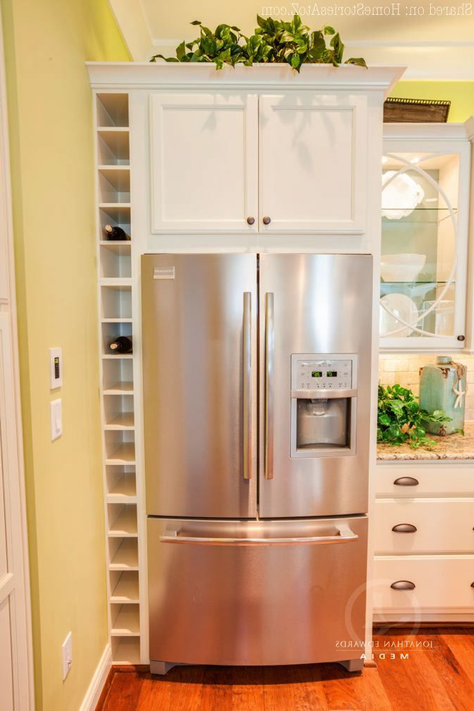 Latest Lora Kitchen Pantry With Home Tour: Stephen Alexander Fall 2012 Homearama (View 2 of 20)