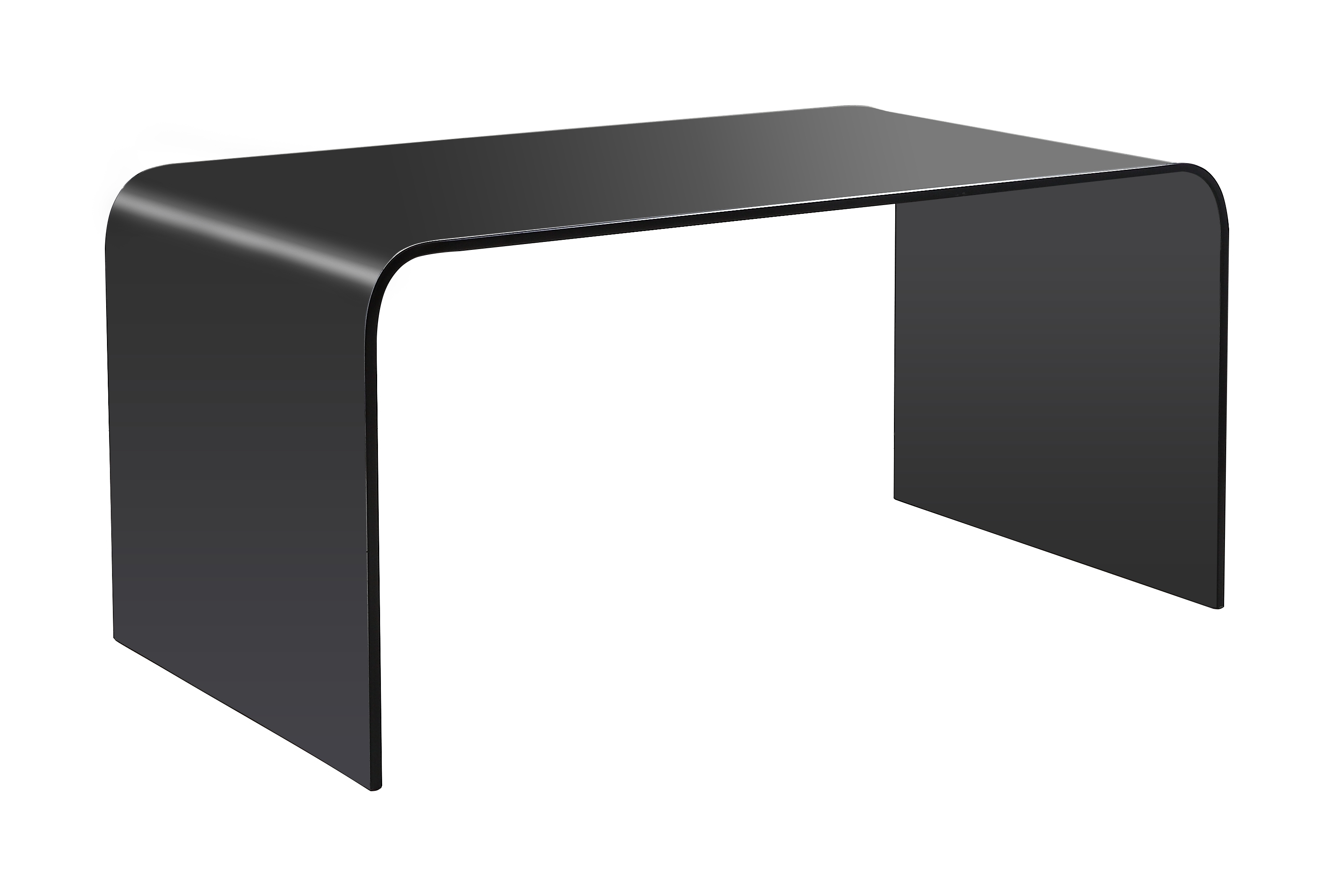 Latest Occasional Contemporary Black Coffee Tables With Regard To Modern, Stylish, Retro & Contemporary Glass Tablesglass (View 8 of 20)
