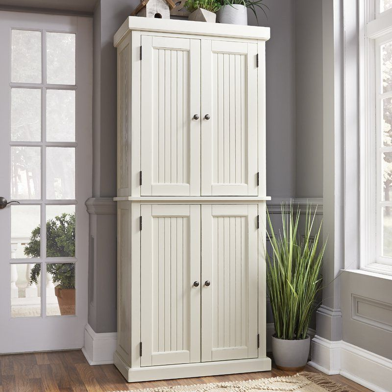 """Latest Rabin 72"""" Kitchen Pantry (View 6 of 20)"""