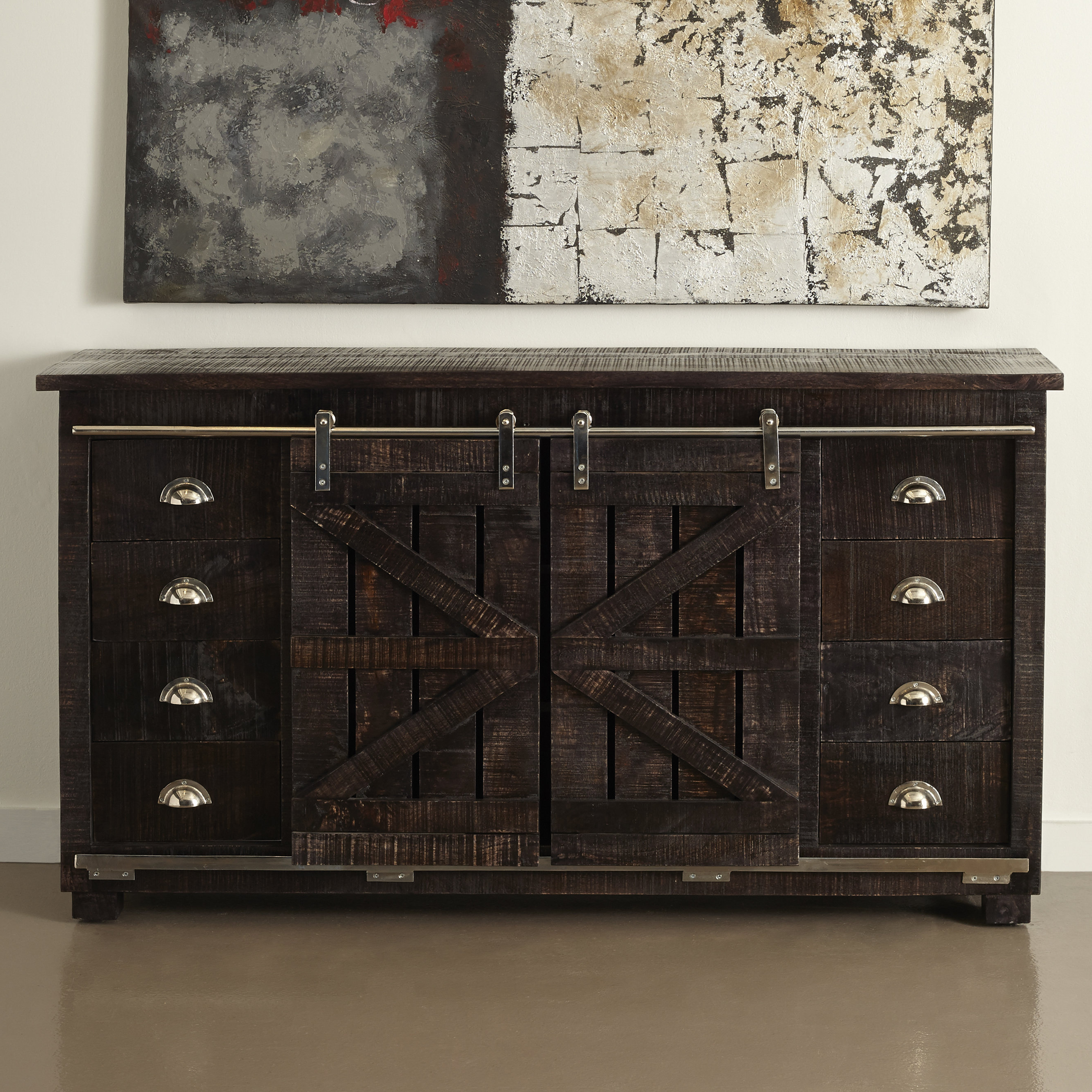 Laurel Foundry Modern Farmhouse Deana Credenza With Deana Credenzas (View 2 of 20)