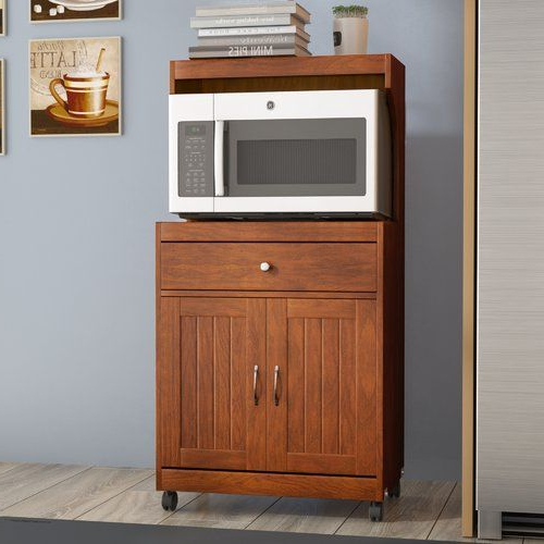 """Lewisburg 47"""" Kitchen Pantry In  (View 10 of 20)"""