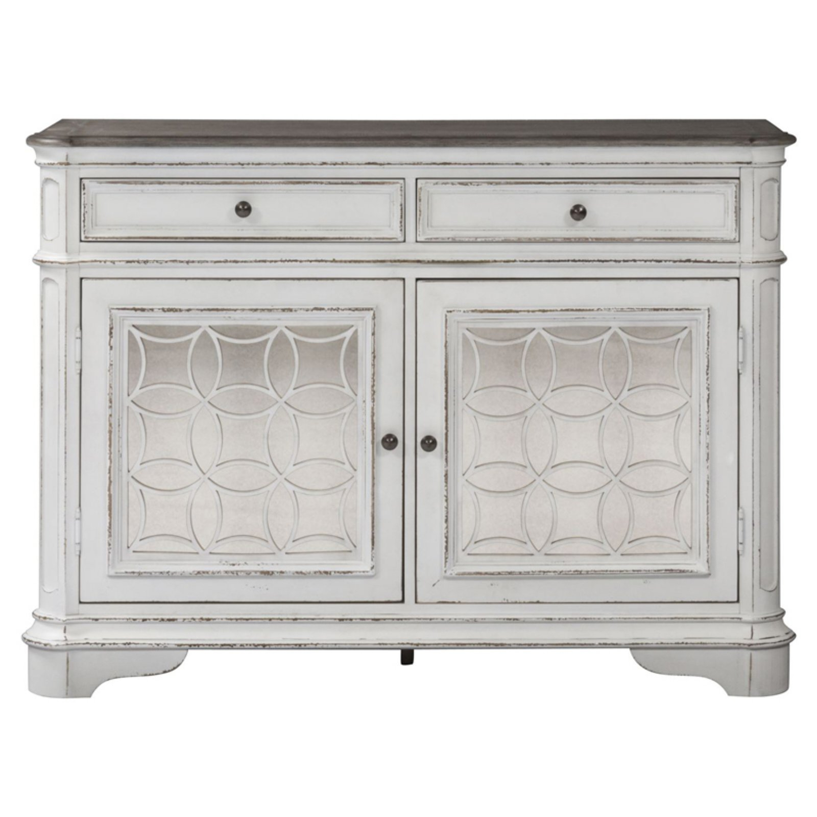 Liberty Furniture Industries Magnolia Manor Buffet Throughout Tiphaine Sideboards (View 8 of 20)