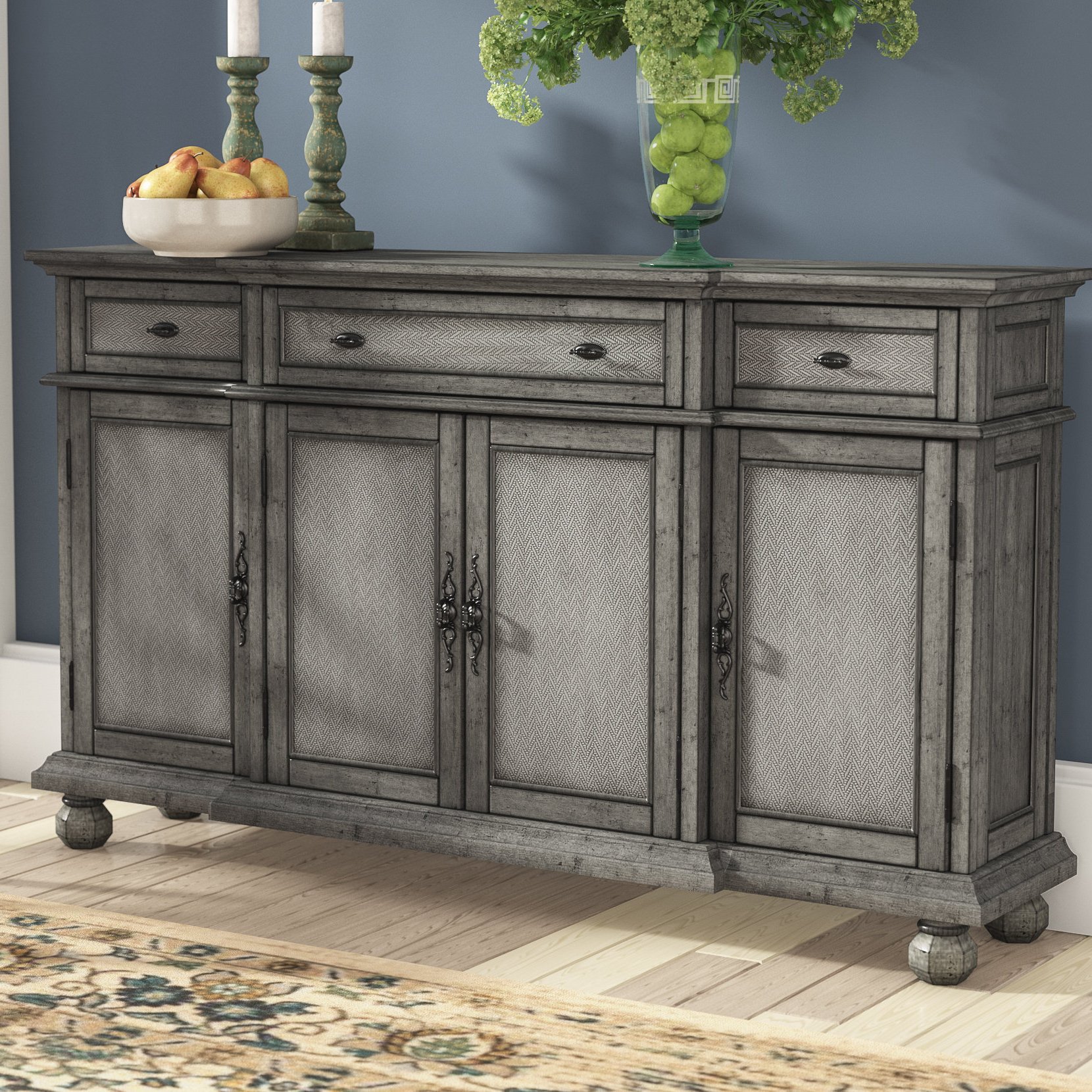 Living Room Credenza | Wayfair Within Deana Credenzas (View 7 of 20)