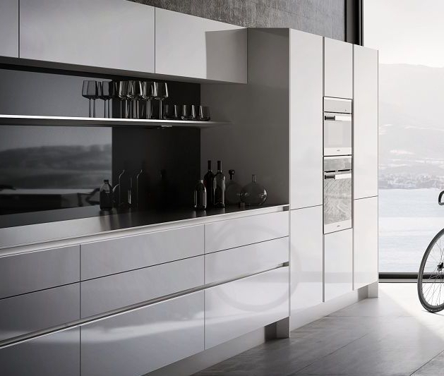 Lotus Kitchen Pantry Intended For Most Recent Siematic Pure: Timeless Elegance For Quality That Lasts (View 8 of 20)
