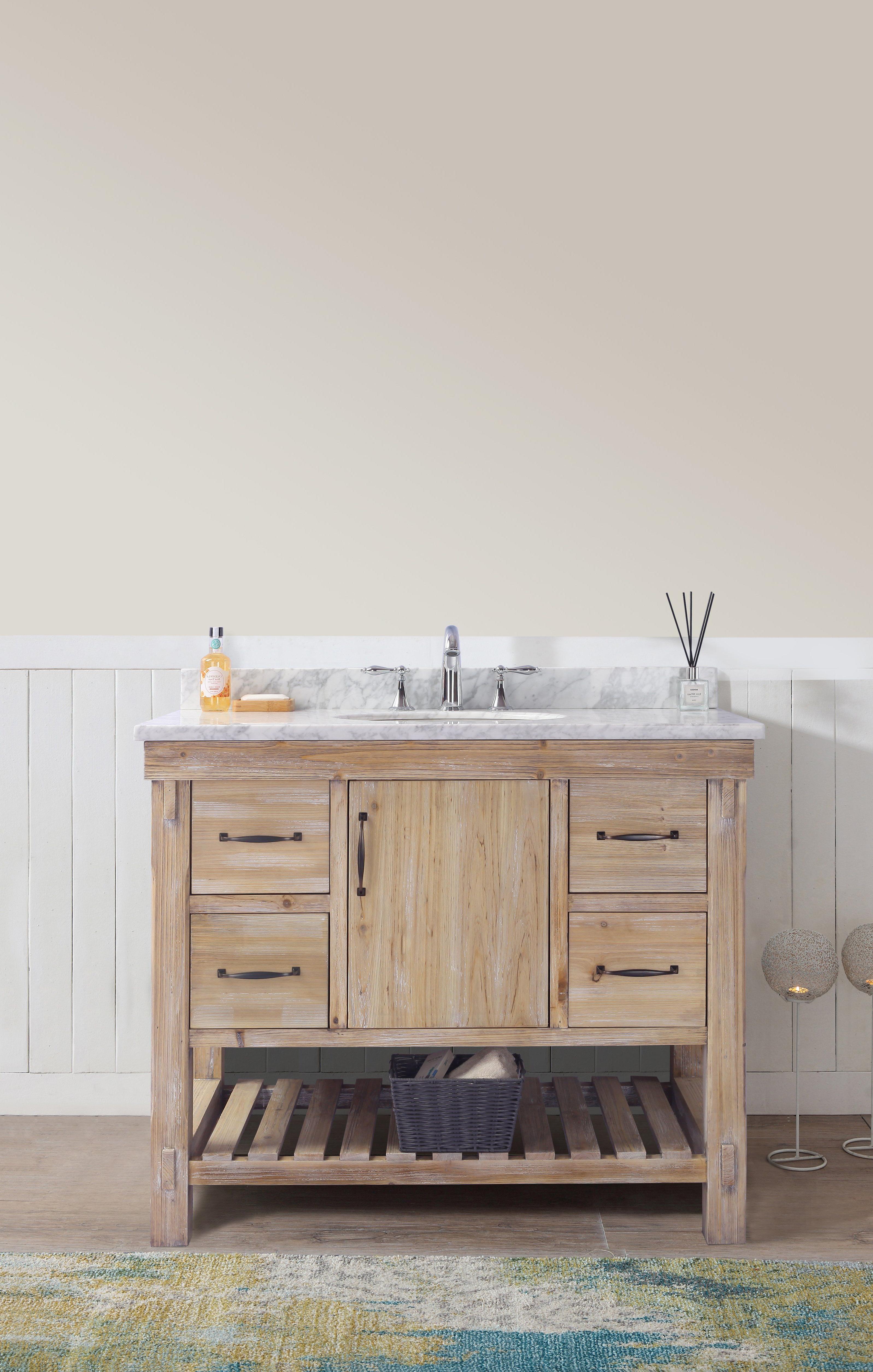 Marina 42 | Bathroom Design In 2019 | Bathroom Furniture Throughout Arminta Wood Sideboards (View 18 of 20)