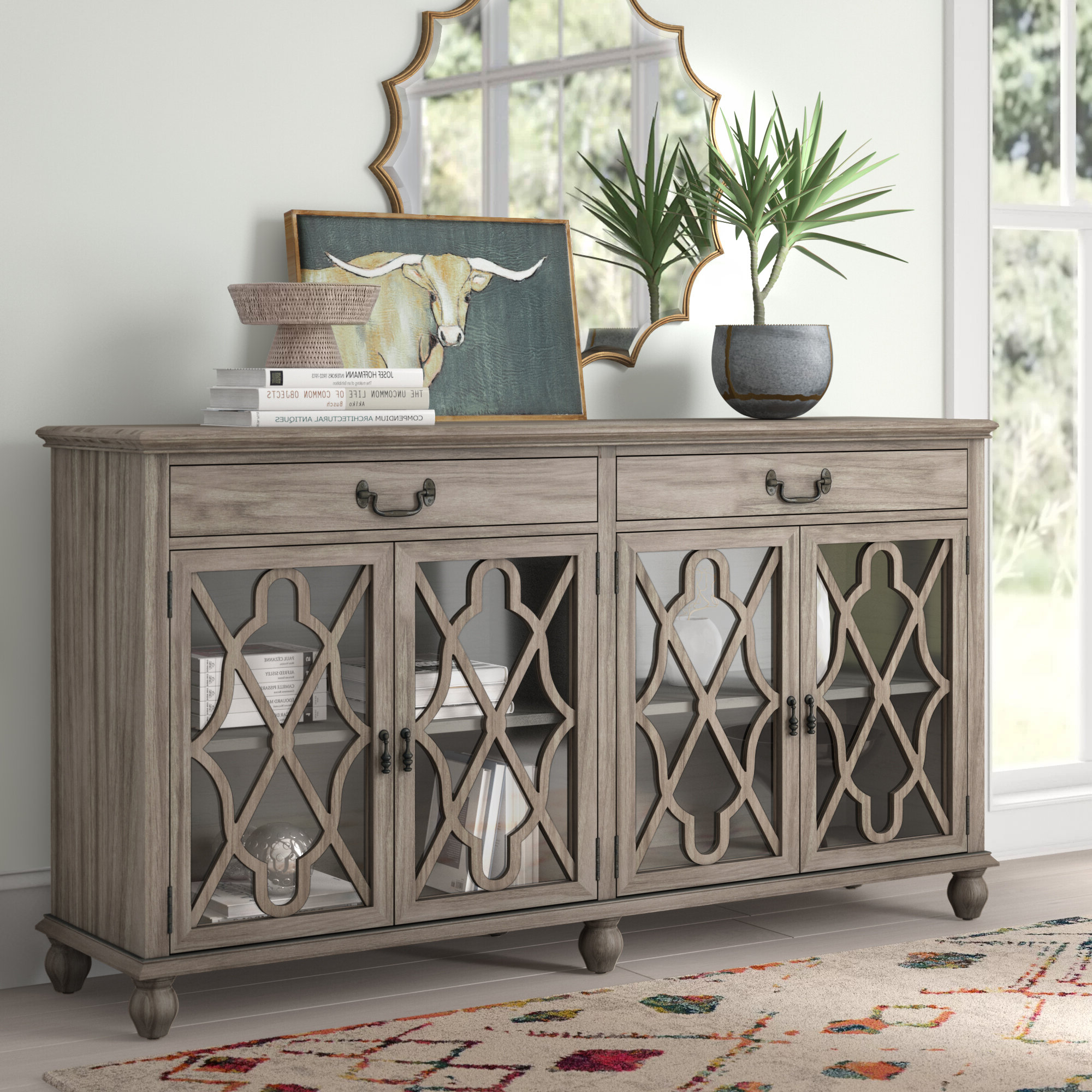Mayra Sideboard In Raquette Sideboards (View 5 of 20)