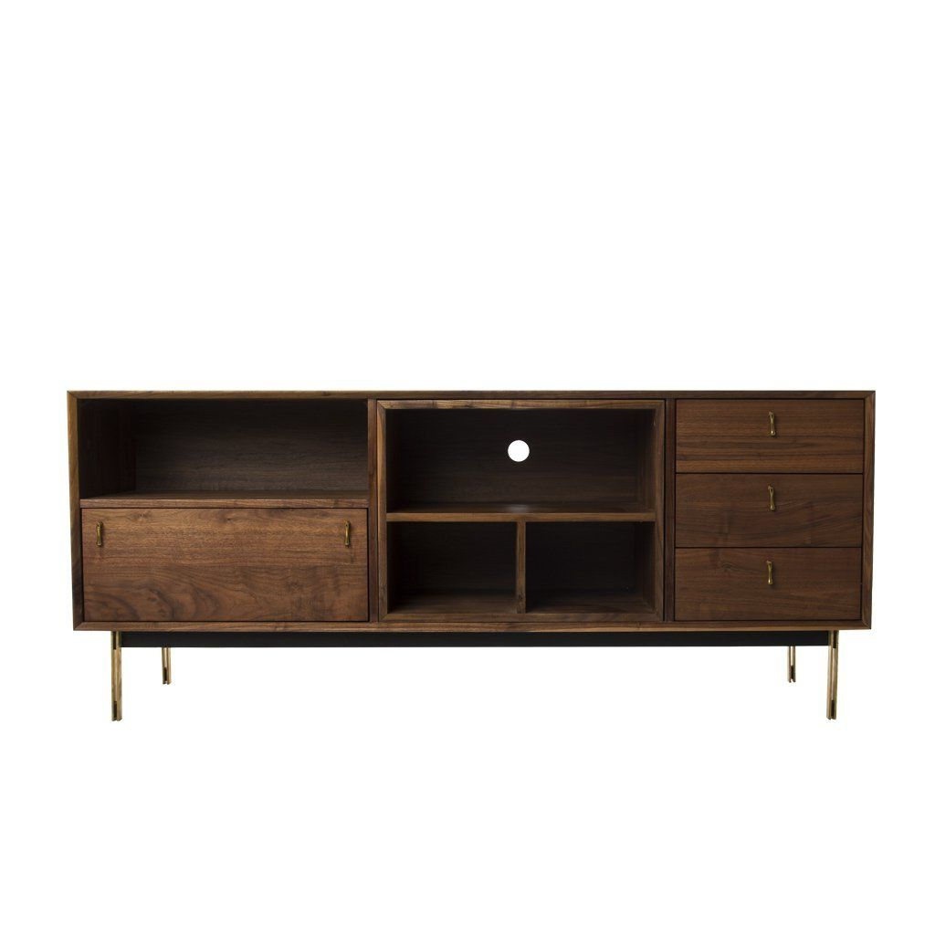 Media Credenza / Media Console | Credenza And Media In 2019 For Longley Sideboards (View 6 of 20)
