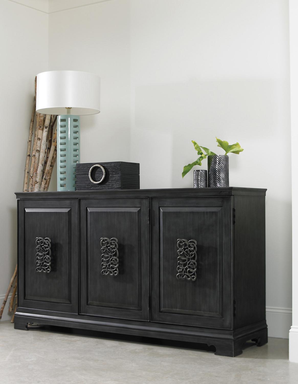 Melange Brockton Credenza | Hooker Furniture | Home Gallery Inside Melange Brockton Sideboards (View 12 of 20)