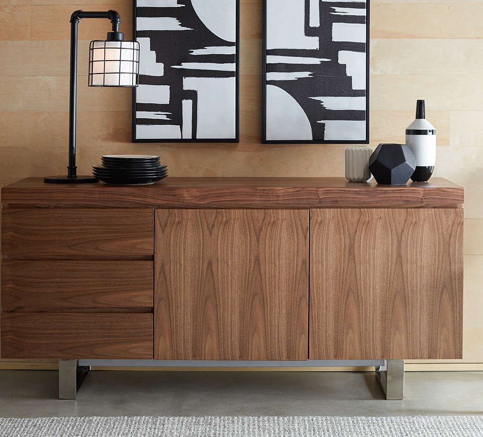 Mercury Row Harbaugh Sideboard For Stillwater Sideboards (View 17 of 20)