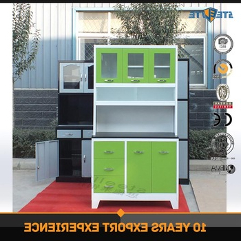 Metal Kitchen Pantry Throughout Newest Modern Design Modular Cold Rolled Steel Kitchen Pantry Cupboards/metal  Kitchen Cabinet In Kerala – Buy Kitchen Cabinet,metal Kitchen Cabinets (View 10 of 20)