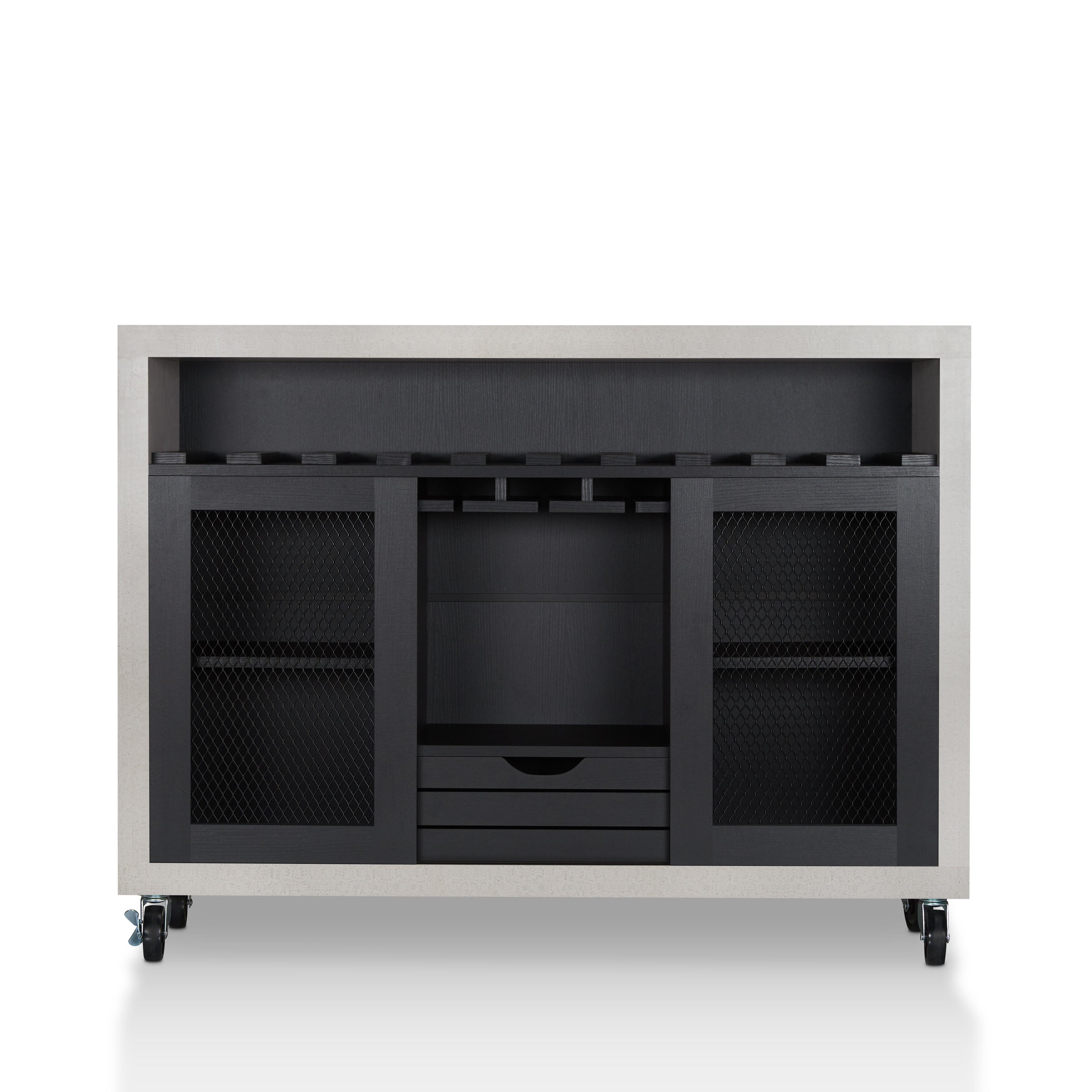Modern Black Sideboards + Buffets | Allmodern Regarding Rosson Sideboards (View 9 of 20)
