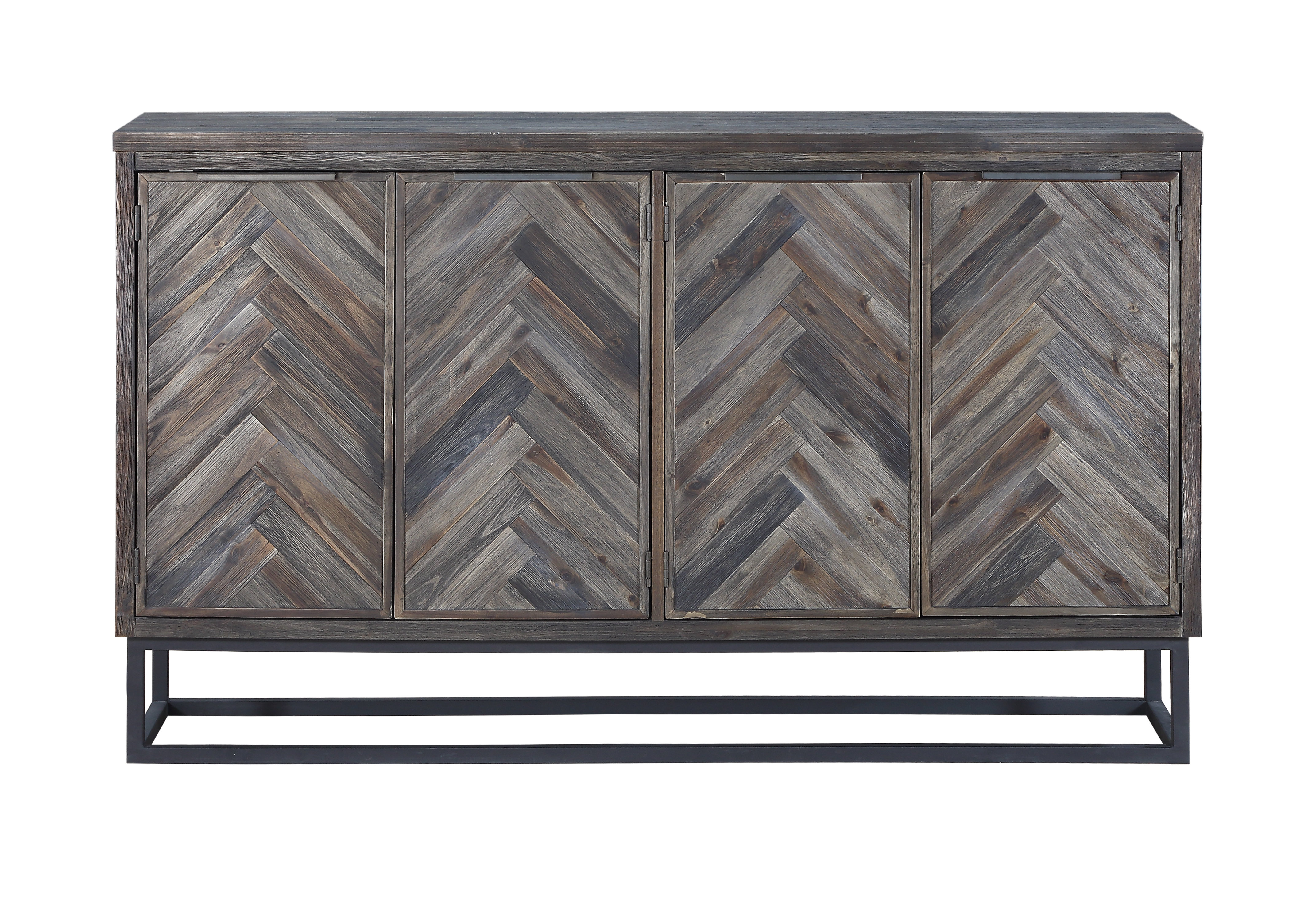 Modern & Contemporary Deny Credenza | Allmodern Pertaining To Lainey Credenzas (View 12 of 20)