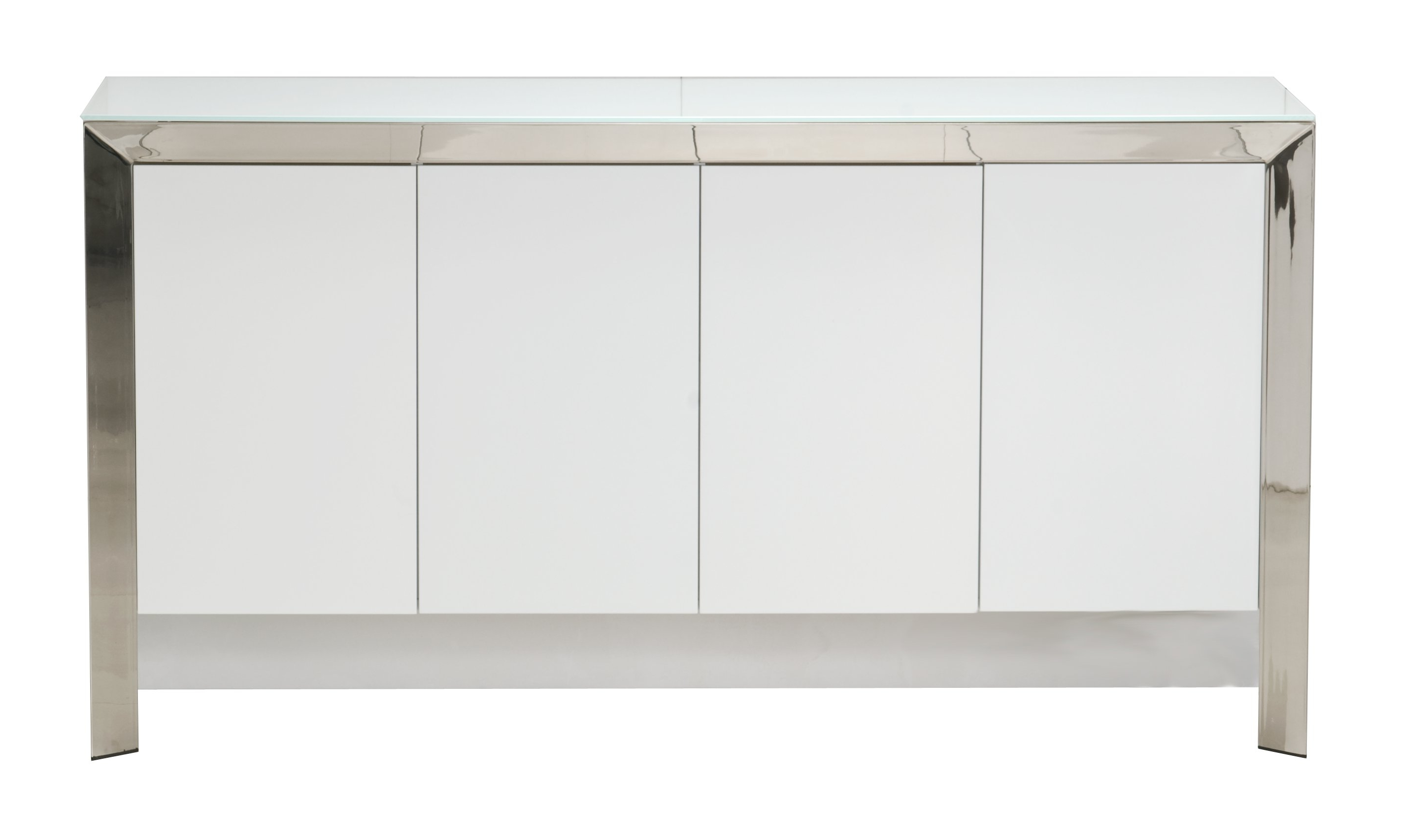 Modern & Contemporary White Sideboards & Buffets You'll Love Inside Womack Sideboards (View 7 of 20)