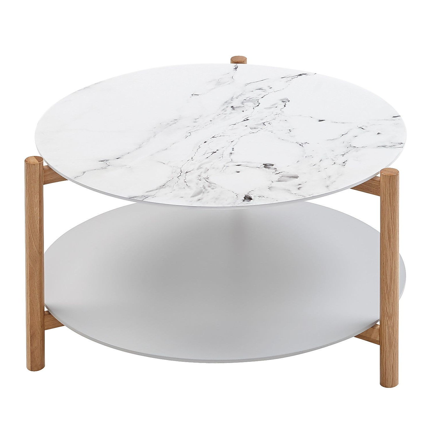 Modern White Coffee Table 700846 Cocktail Tables Mike's With 2020 Arella Ii Modern Distressed Grey White Coffee Tables (View 8 of 20)