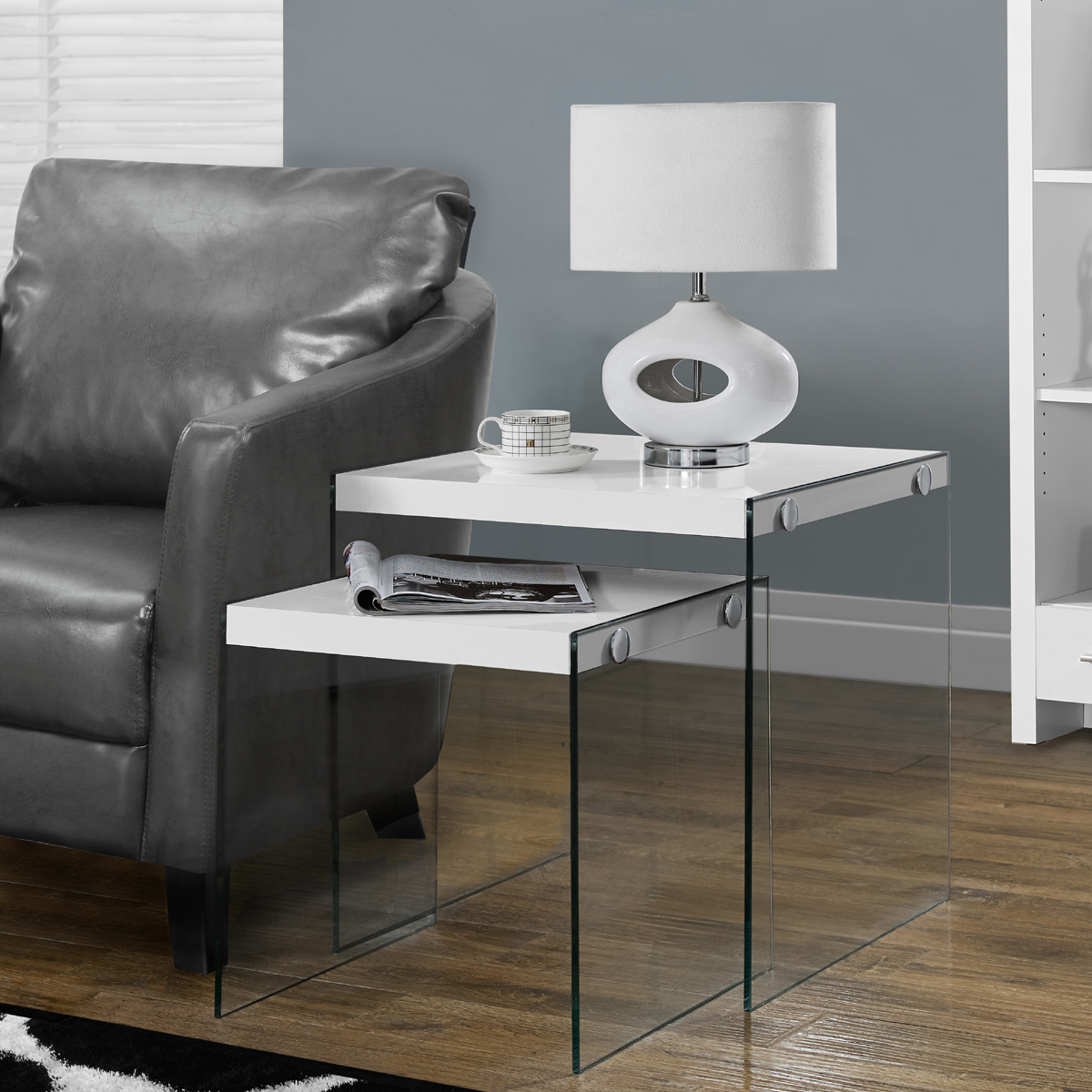 Monarch End Tables (View 8 of 20)