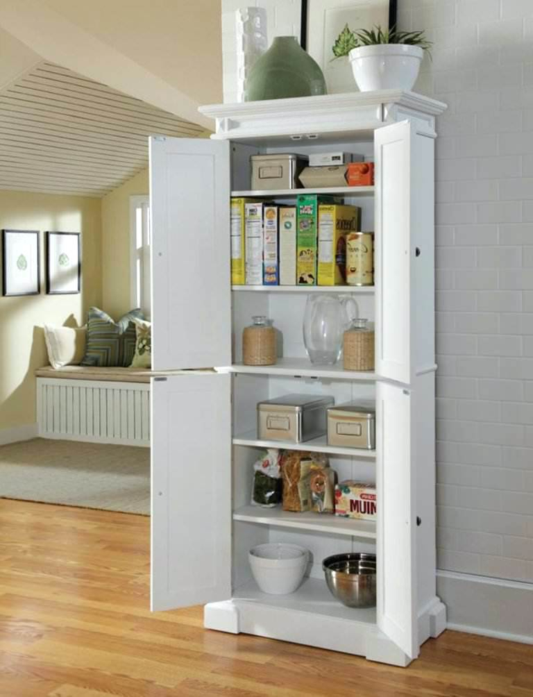 Moravia Kitchen Pantry Regarding Well Known 72 Inch Kitchen Pantry For Laurel Foundry Modern Farmhouse (View 13 of 20)