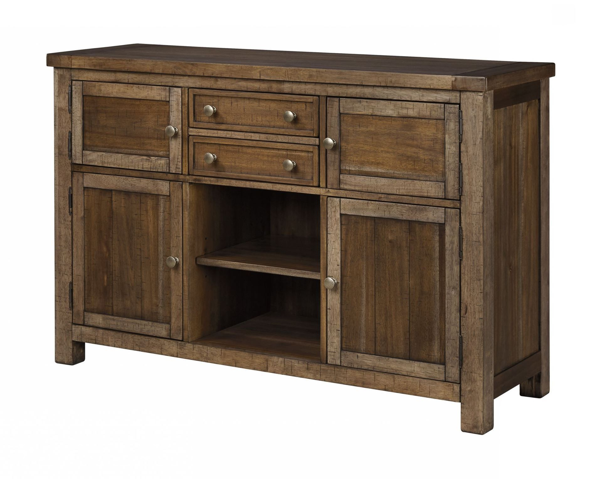 Moriville Server In 2019 | Beach | Dining Room Buffet In Nashoba Sideboards (View 3 of 20)