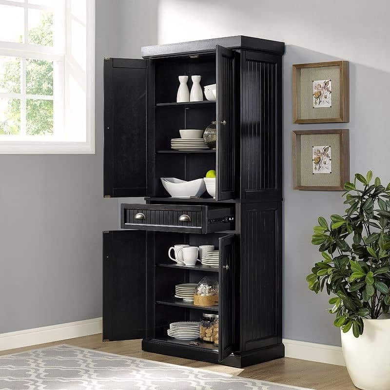 Most Current 27 Best Kitchen Pantry Cabinet Ideas (View 18 of 20)