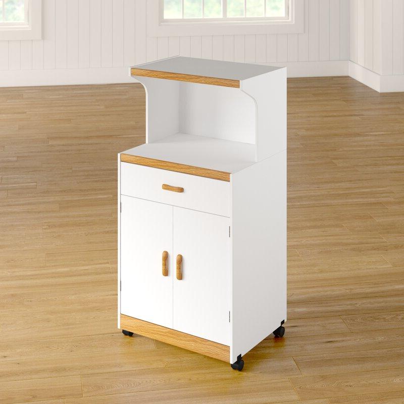 """Most Current Argana Kitchen Pantry Regarding Berwyn 49"""" Kitchen Pantry (View 17 of 20)"""