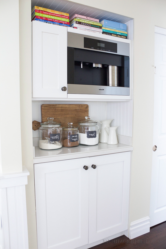 Most Current Pantry Reveal With Lots Of Tips (View 9 of 20)