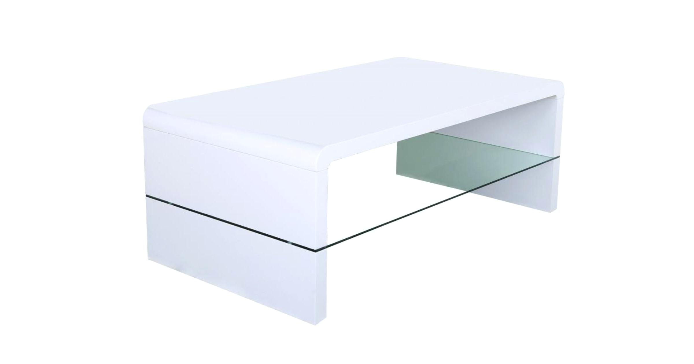 Most Current Strick & Bolton Sylvia Geometric High Gloss Coffee Tables Inside White Gloss Coffee Table – Fritzradford (View 15 of 20)