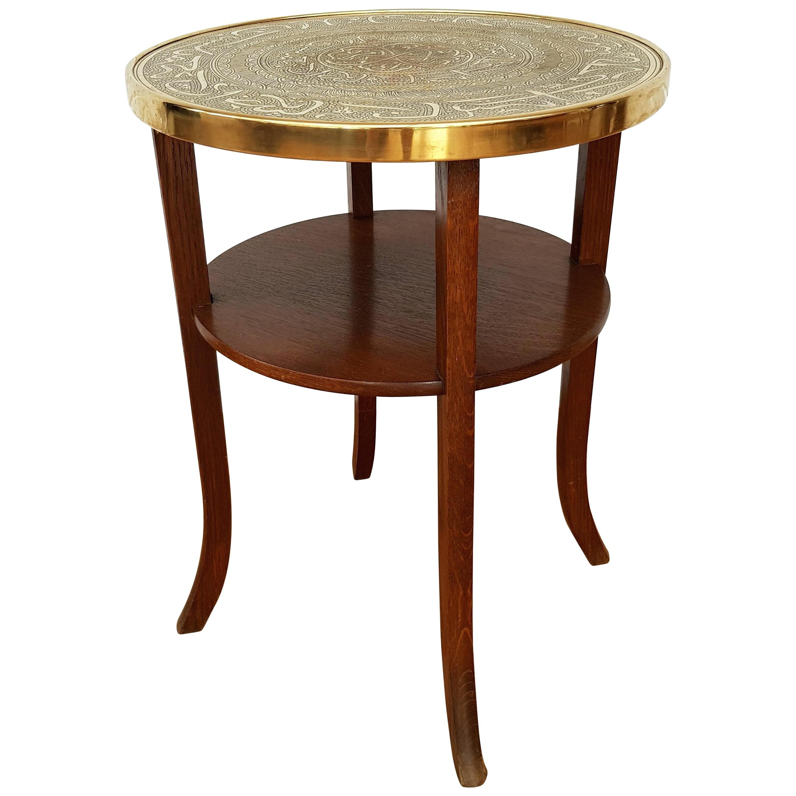 Most Popular Copper Grove Woodend Glass Top Oval Coffee Tables For Copper Top Coffee Table – Mairesiler (View 18 of 20)